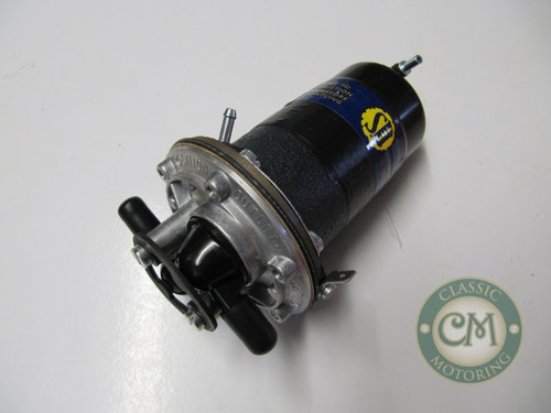 Fuel Pump - SU Electric (Negative Earth)