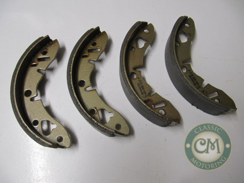 Brake Shoes - Rear