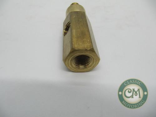 RGA-31 Oil gauge T piece adaptor