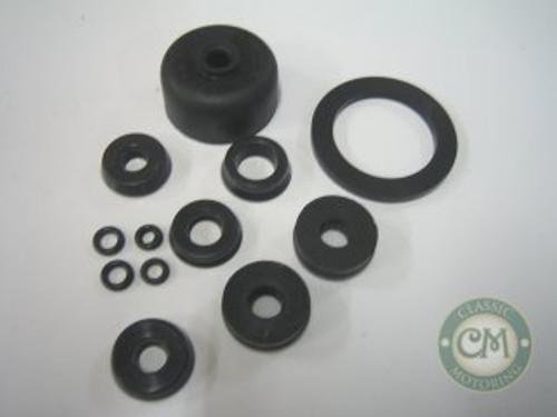 Brake Master Cylinder Kit - Dual Circuit