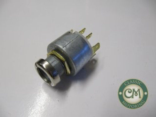 Ignition Switch - Centre Ignition, no barrel/key (LUCAS)