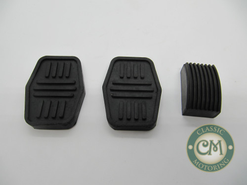 Pedal Pad Kit Clubman (Diamond pedal)