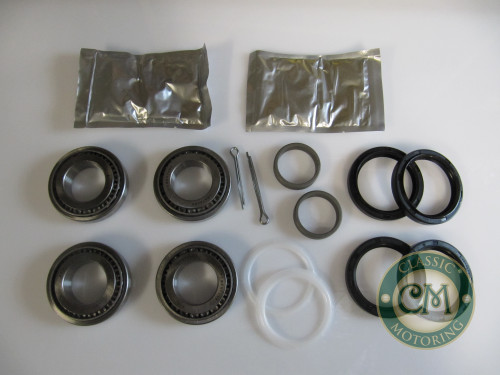 GHK1140 Disc brake wheel bearing kit