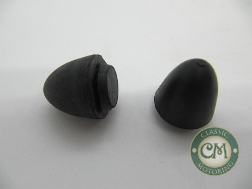 14A7625 Number plate rubber bump stops