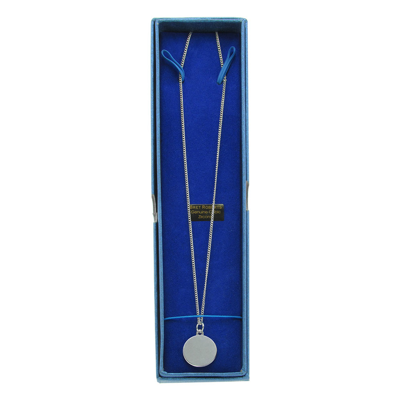 """18"""" Necklace With Charm"""