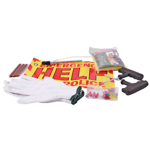 28-Piece Roadside Emergency Set