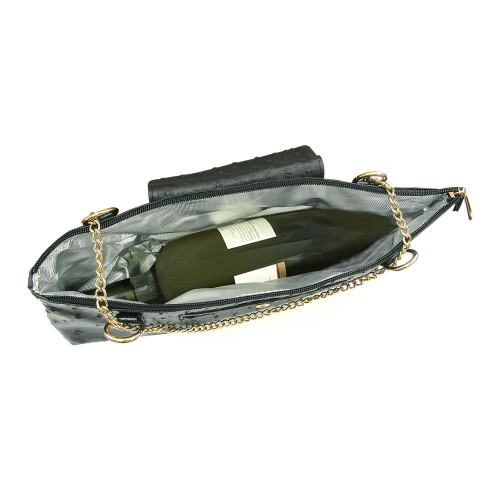 Insulated Wine Clutch