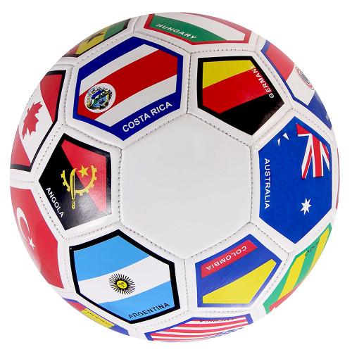 International Flags Soccer Ball