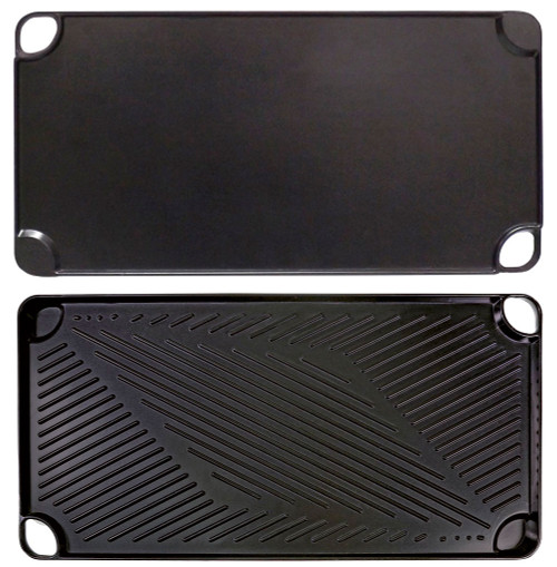 Reversible Grill & Griddle Pan
