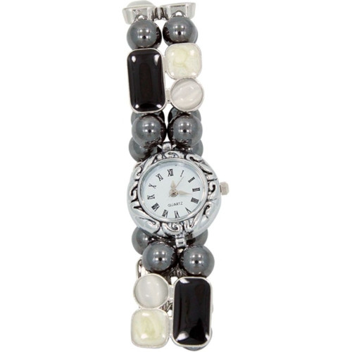 Bret Roberts Watch with Jeweled Bracelet