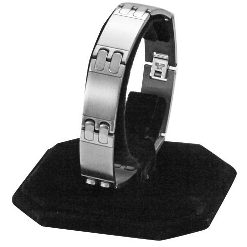 Contemporary Stainless Steel Bracelet