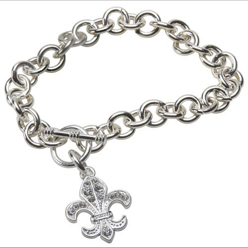 Fleur-de-lys Bracelet