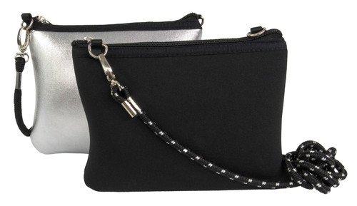 Neoprene Cross Body Handbag