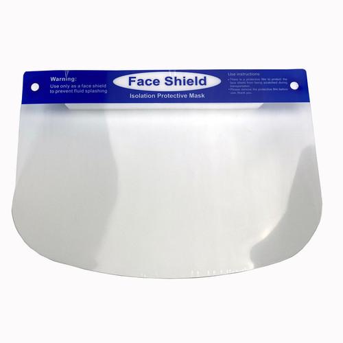 Face Shield - Blue