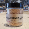 1/2 cup glass jar of Toasted Onion Salt