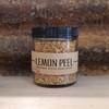 1/2 cup jar of Lemon Peel