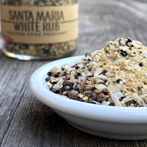 Traditional Santa Maria Rub