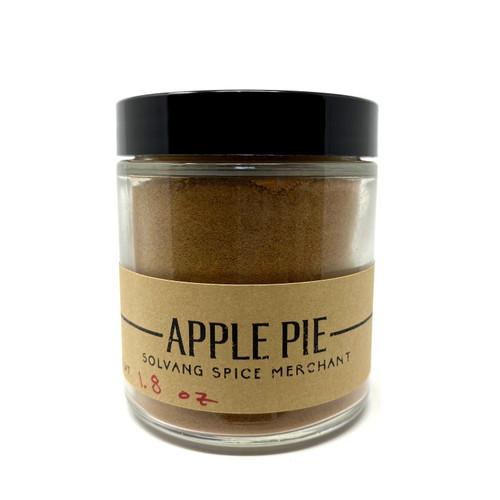 1/2 cup jar of apple pie spice blend