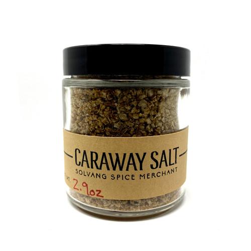 1/2 cup jar of Caraway Salt