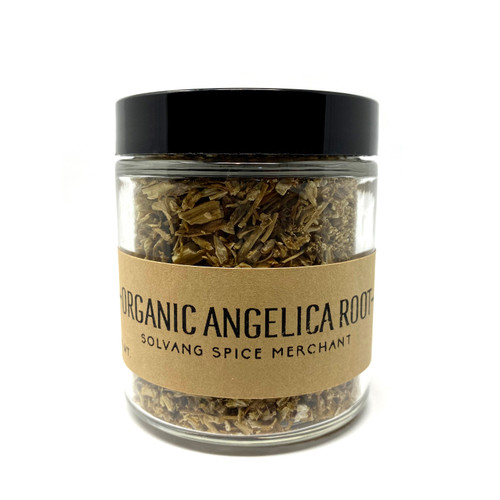 Angelica Root Organic