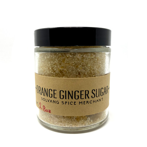 Orange Ginger Sugar