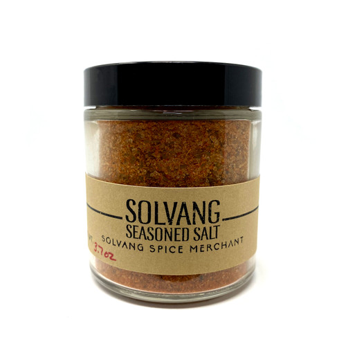 Solvang Seasoned Salt