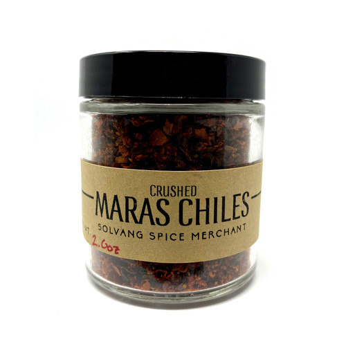 Maras Chiles Crushed