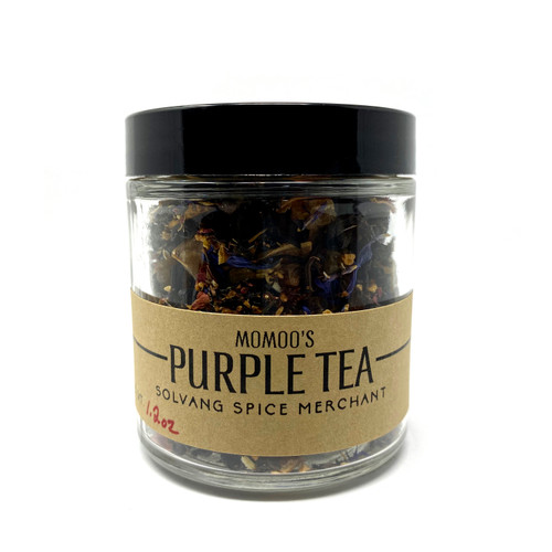 Momoo's Purple Tea