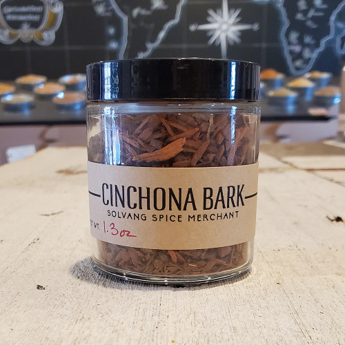 1/2 cup jar of Cinchona Bark