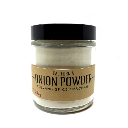 1/2 cup jar of California Onion Powder
