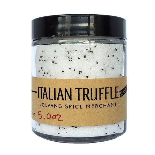 1/2 cup jar of Italian Truffle Sea Salt