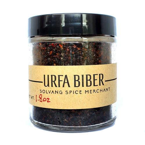 1/2 cup jar of Urfa Biber