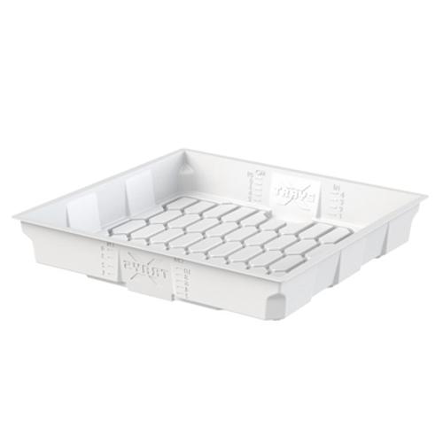 X-TRAYS Flood Table 3 X 3 White