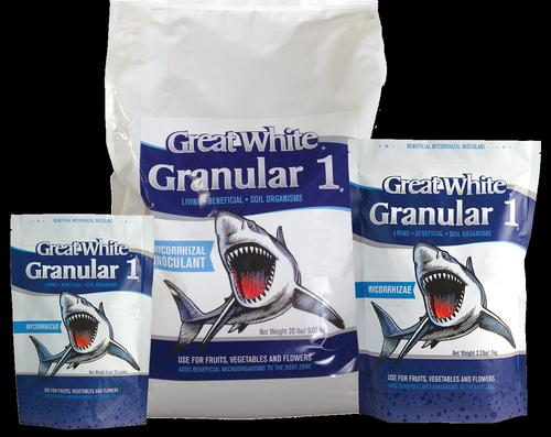 Great White Granular 1 Mycorrhizae