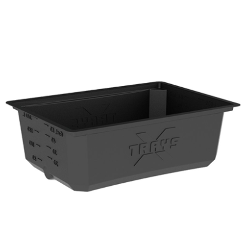 X-TRAYS Reservoir + Lid 190L (50Gal) Black