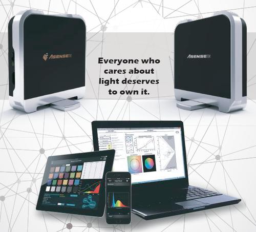 LIGHTING PASSPORT Handheld Smart Spectrometer