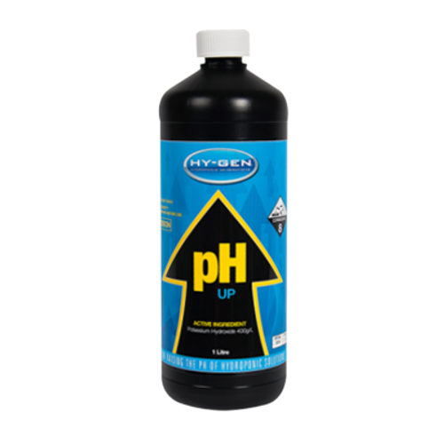 Hy-Gen pH Up 1L