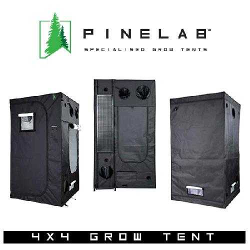 Pinelab 4 x 4 Grow Tent