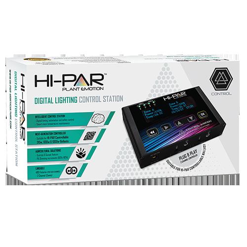 HI-PAR Digital Lighting Control Station