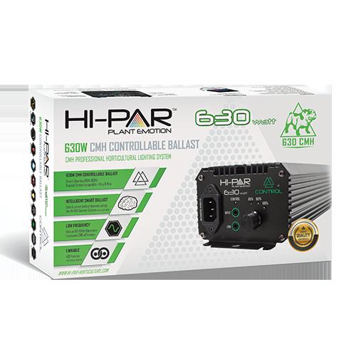 HI-PAR 630w CMH Control Ballast