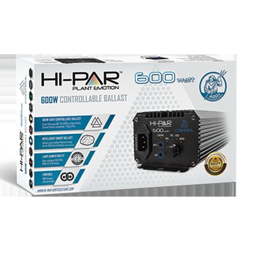HI-PAR 600w Control Ballast