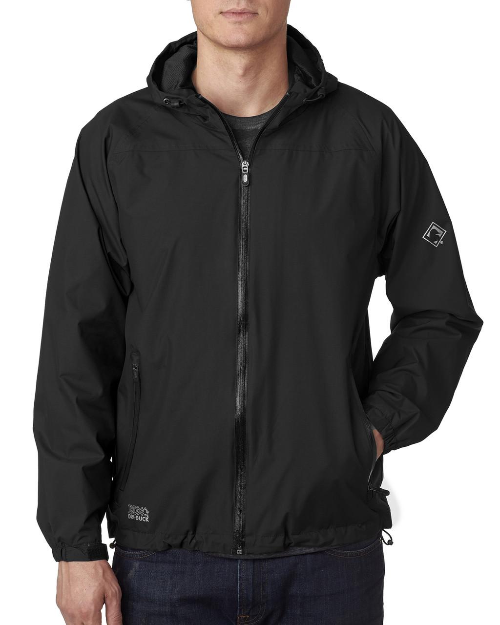 538c867bb2 Dri Duck 5335 Men's Torrent Waterproof Hooded Jacket