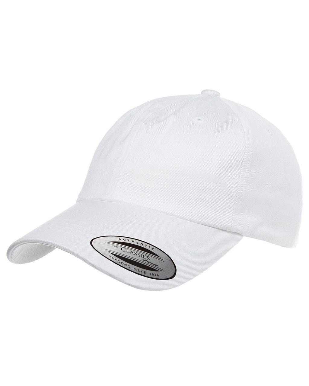 d3f17c05 Yupoong 6245CM Adult Low-Profile Cotton Twill Dad Cap -  ClothingAuthority.com