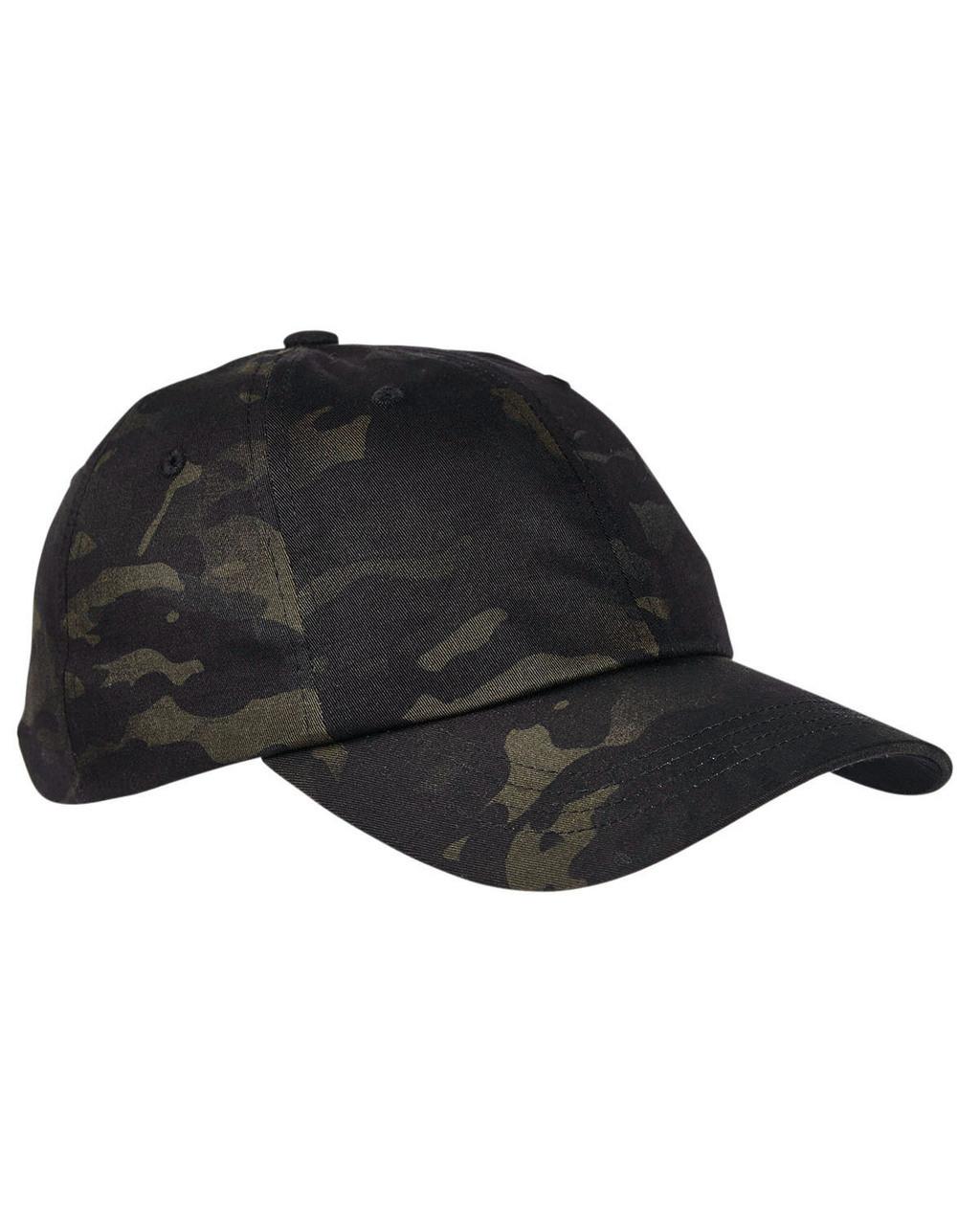 0ecfd617a Yupoong 6245MC Low Profile Cotton Twill Multicam® Cap ...