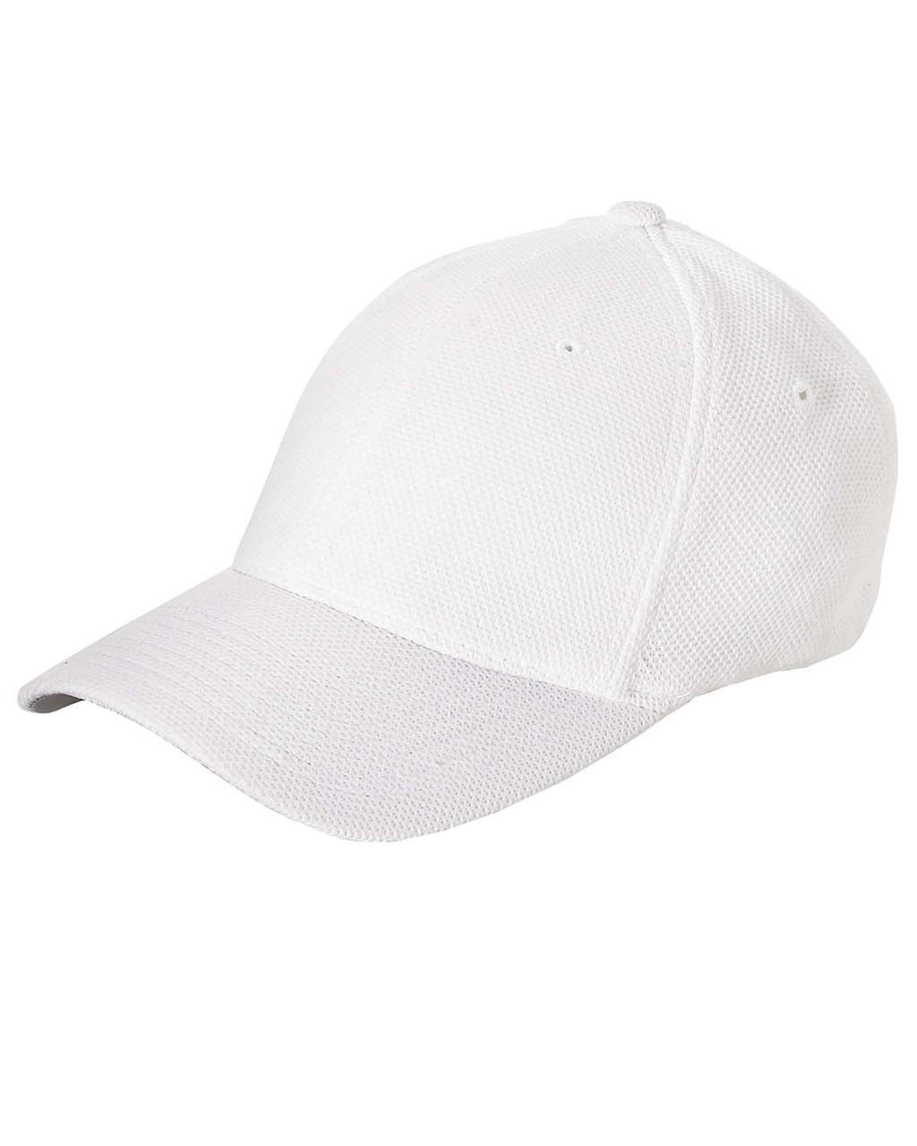6577CD Headwear /& Baseball Caps-Flexfit cool and dry piqué mesh