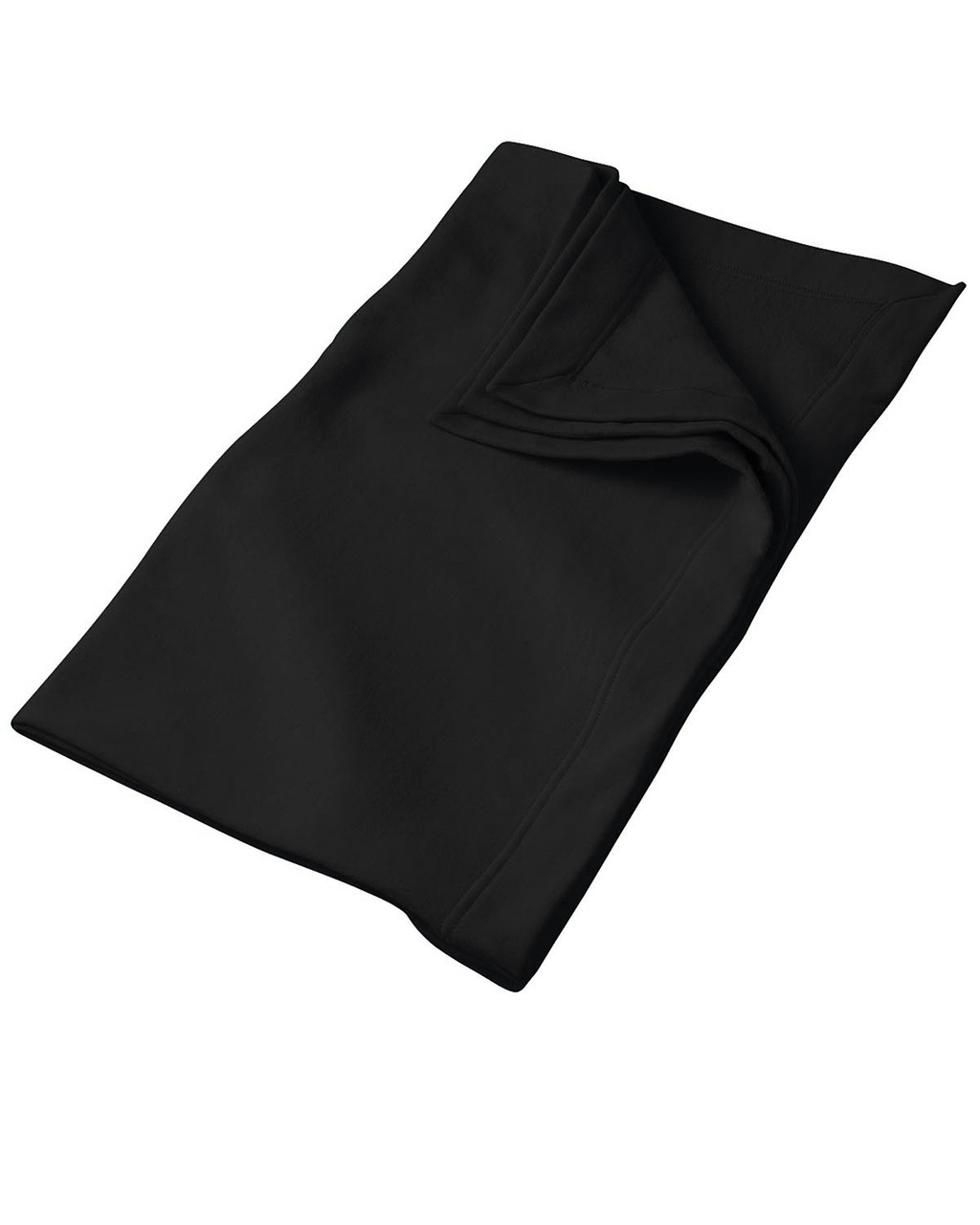 Gildan New Dry Blend Mitered V Corners 50//50 Stadium Fleece Blanket G129