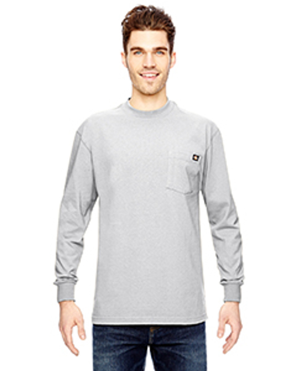 Dickies Plain Cotton T-Shirt Navy Men/'s Top Sizes S-XXXL