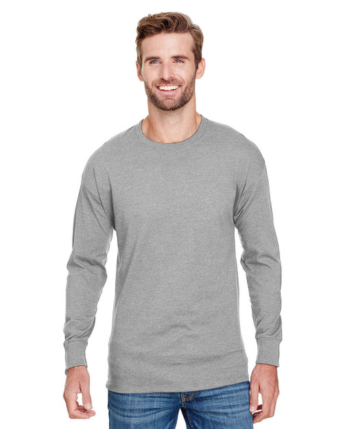381cff949e45 Champion CP15 Adult Long-Sleeve Ringspun T-Shirt - ClothingAuthority.com