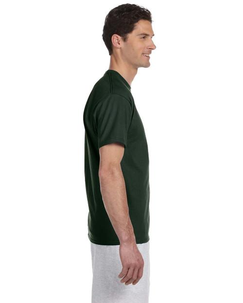872ced23a Champion T525C Adult 6 oz. Short-Sleeve T-Shirt - ClothingAuthority.com