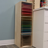 8.5x11 Three-Tiered Paper Holder